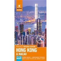 Pocket Rough Guide - Hong Kong & Macau
