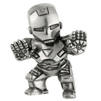 Mini Figura Royal Salengor Iron Man - Marvel