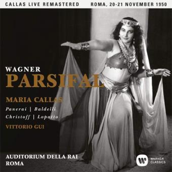 Wagner: Parsifal - 3CD