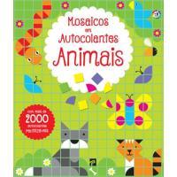 Mosaicos em Autocolantes: Animais