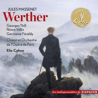 Massenet- werther (2cd) (imp)