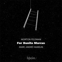 Morton Feldman: For Bunita Marcus - CD