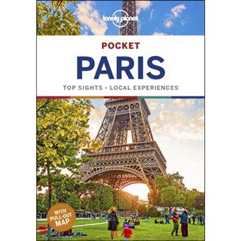 Lonely Planet Pocket Guide - Paris