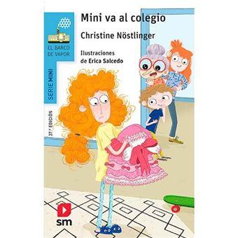 Mini va al colegio-bv azul