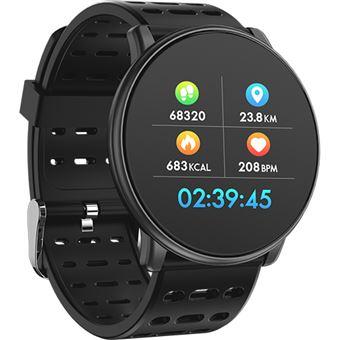 Smartwatch Innjoo Round Sport - Black