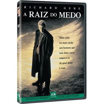 A Raiz do Medo - DVD