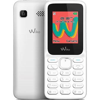 Telemóvel Wiko Lubi 5 Plus DUAL-SIM - Branco