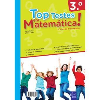 Top Testes em Matemática - 3º Ano