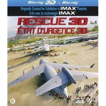 Rescue 3D (Blu-ray 3D + 2D)
