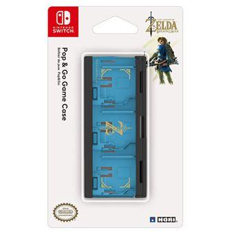 Hori Pop & Go Game Case Zelda Edition - Nintendo Switch