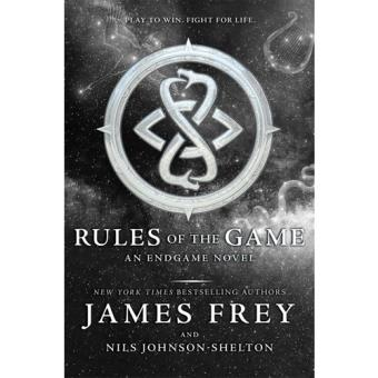 Endgame - Book 3: Rules of the Games
