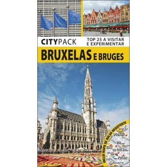 Bruxelas e Bruges - Guia CityPack