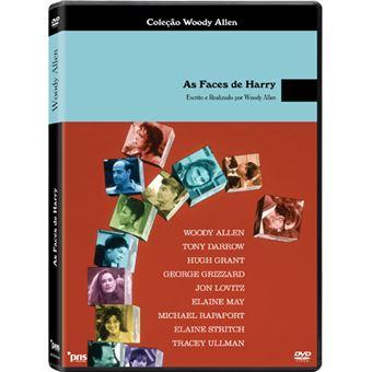 As Faces de Harry - DVD