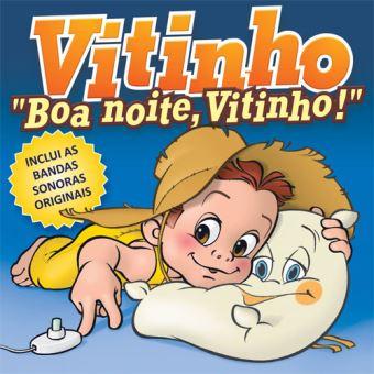 Boa Noite Vitinho - CD