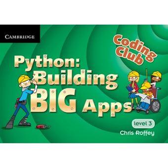 Coding club python: building big ap