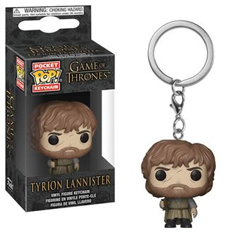 Funko Pop! Porta-Chaves Game of Thrones: Tyrion Lannister