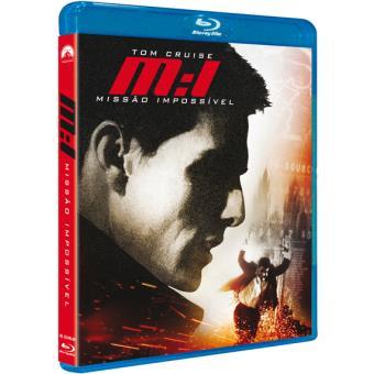 Missão Impossível - Blu-ray