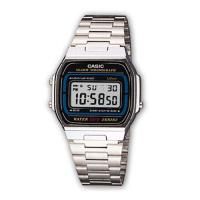 Casio Relógio Collection A164WA-1VES (Prateado)