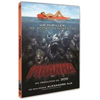 Piranha - DVD