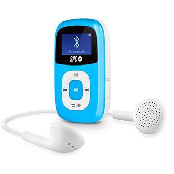 Leitor MP3 SPC Firefly 8668 - 8GB - Night Blue