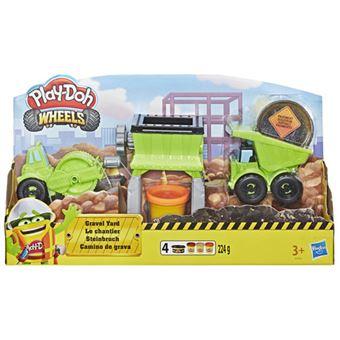 Play-Doh Camião de Pedra - Hasbro