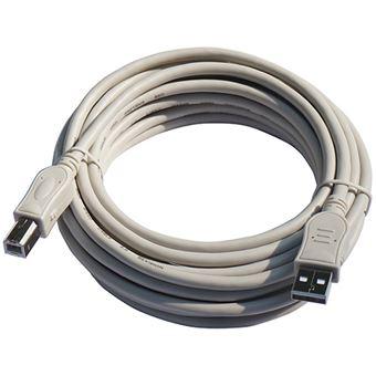 Cabo USB Temium para USB-B - 5m