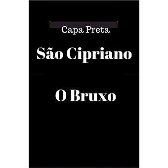 SAO COMPLETO CAPA LIVRO DE BAIXAR PRETA CIPRIANO