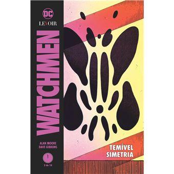 Coleção Watchmen: Temível Simetria - Livro 2
