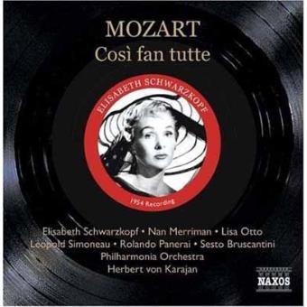 Cosi Fan Tutte (rec.1955)