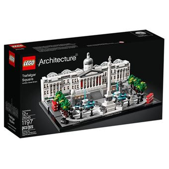 LEGO Architecture 21045 Praça de Trafalgar