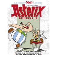 Asterix: Omnibus 10