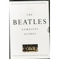 Beatles complete scores box edition