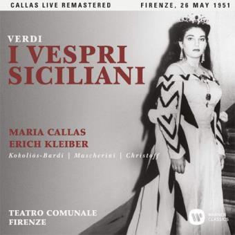Verdi: I Vespri Siciliani - 3CD