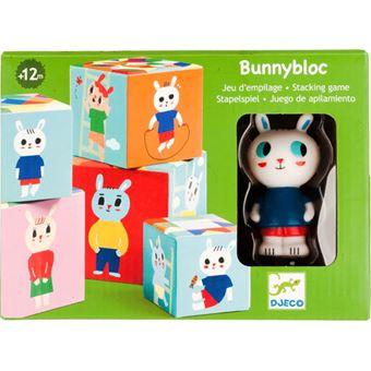 Bunnybloc Blocks - Djeco