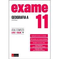 Exame Prova Final - Geografia A 11º Ano