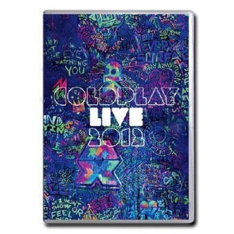 Coldplay - Live 2012 (DVD+CD)
