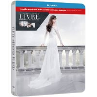 As Cinquenta Sombras Livre - Edição Steelbook - Blu-ray