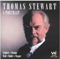 Thomas Stewart A Portrait