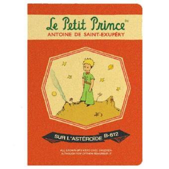 Caderno Le Petit Prince Liso Médio
