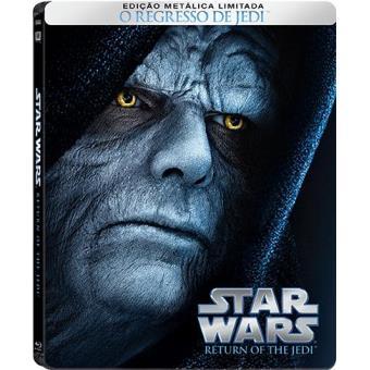 Star Wars VI: O Regresso de Jedi - Edição Caixa Metálica
