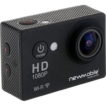 New Mobile Action Cam 420 (Black)