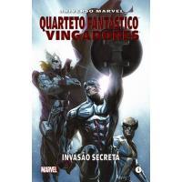 Quarteto Fantástico/Vingadores: Invasão Secreta