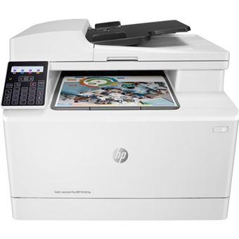 Impressora Multifunções HP Color LaserJet Pro M181FW