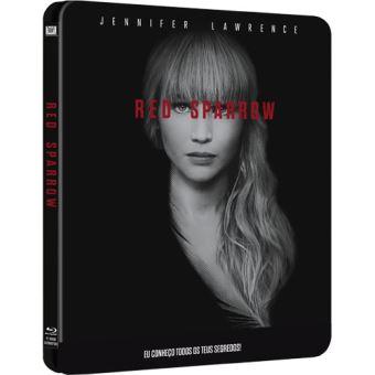 A Agente Vermelha - Edição Steelbook - Blu-ray