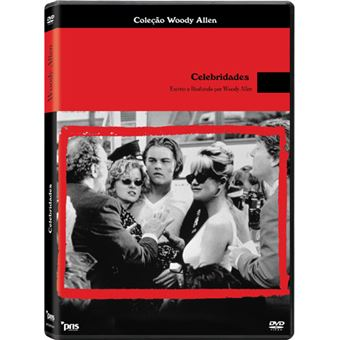 Celebridades - DVD