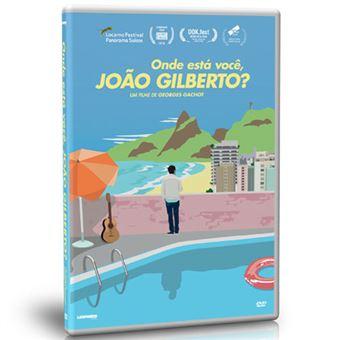 Onde Está Você, João Gilberto? - DVD