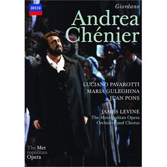 Giordano   Andrea Chenier (DVD)
