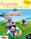 Aprende a Ler e Escrever com a Casa do Mickey Mouse - 4/5 anos