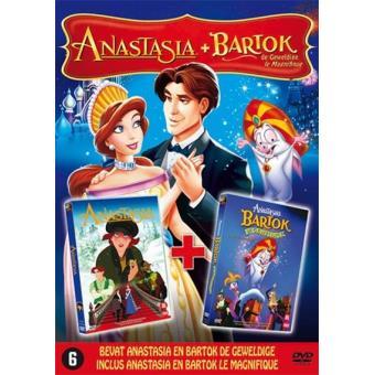 ANASTASIA+BARTOK (2DVD)(IMP)