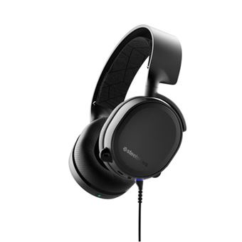 Auscultadores Gaming Bluetooth Steelseries Arctis 3 - Preto